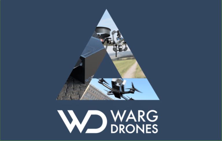 Logo von Warg Drones
